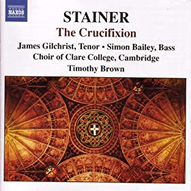 Stainer: Crucifixion (The)