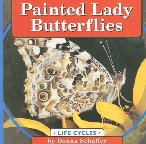 Painted Lady Butterflies (Life Cycles (QEB Publishing))