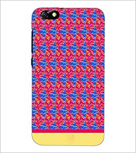 PrintDhaba Typography D-1915 Back Case Cover for HUAWEI HONOR 4X (Multi-Coloured)