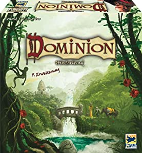 Hans im Glück 48213 - Dominion,Hinterland, Erweiterung 5, Strategiespiel