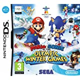 Mario & Sonic at the Olympic Winter Games (Nintendo DS)by Sega