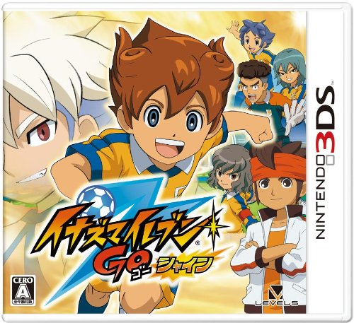 Inazuma Eleven Go (Shine Version) [Japan Import]