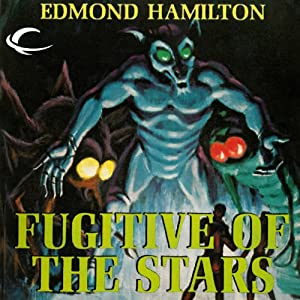 Fugitive of the Stars Audiobook