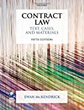 ISBN 9780199699384 product image for Contract Law | upcitemdb.com