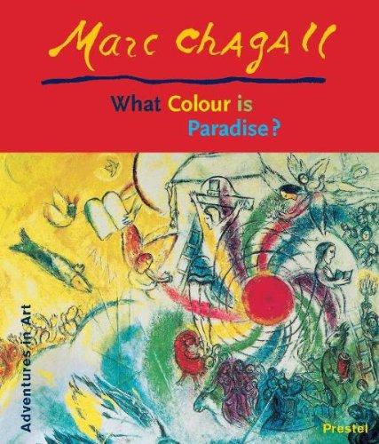 Marc Chagall. Englische Ausgabe.