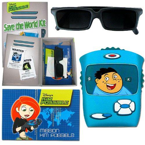 Disney's Kim Possible Top Secret Spy Kit