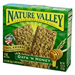 Oats and Honey Nature Valley Granola Bar, 4.23-Pound