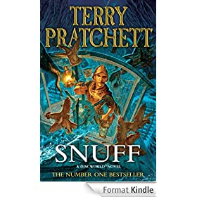 Snuff: (Discworld Novel 39)