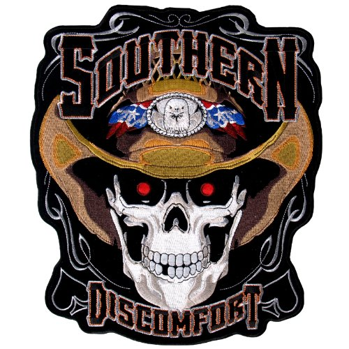 Hot Leathers Southern Discomfort Patch (13