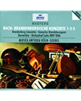 Bach, J.S.: Brandenburg Concertos Nos.1, 2 & 3