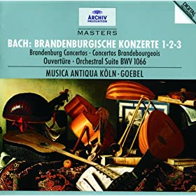 J.S. Bach: Suite No.1 in C, BWV 1066 - 5. Menuet I-II
