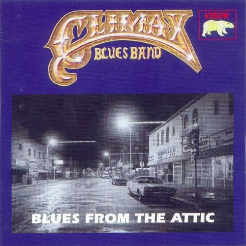 Original album cover of Blues from the Attic by Climax Blues Band