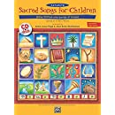 Favorite Sacred Songs for Children: Bible Stories & Songs of Praise  (Book & CD)