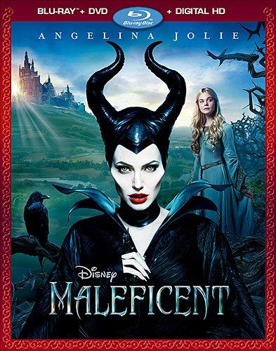 Maleficent (2-Disc Blu-ray + DVD + Digital HD) from Walt Disney Studios Home Entertainment