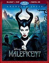 Maleficent (2-Disc Blu-ray + DVD + Digital HD)