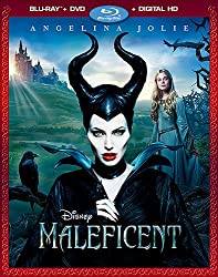 Maleficent [Blu-ray + DVD + Digital Copy] (Bilingual)