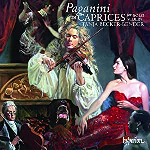 Paganini: 24 Capricen Op.1