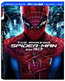 The Amazing Spider-Man - Edition premium limite double blu-ray 3D active + DVD [Blu-ray]