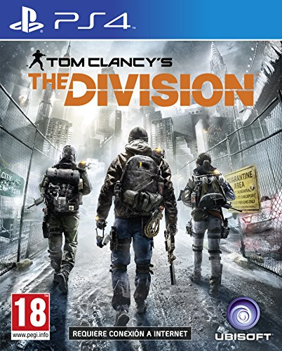 ¡Imbatible! Tom Clancy's The Division para PS4