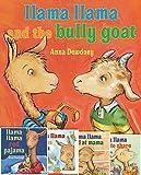 img - for Llama Llama Book and CD Set: Llama Llama and the Bully Goat, Llama Llama Red Pajama, Llama Llama Time to Share, Llama Llama Mad at Mama, Llama Llama Misses Mama book / textbook / text book