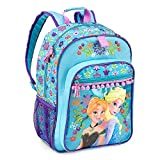 Disney Frozen Girls Deluxe Summer Set - Backpack, Let It Go Travel Mug & Lip Gloss Set