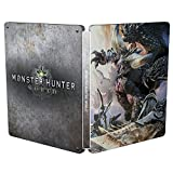 Best Buy Exclusive Monster Hunter World Steelbook