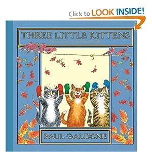 Downloads Three Little Kittens (Folk Tale Classics) ebook