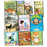 Best Loved Tales Collection Childrens 10 Books Set Pack RRP: �29.99 (Our Puppys Holiday, Throwaway Bear, CanT Catch Me, Happy Birthday To You Blue Kangaroo, I''Ll Show You Blue Kangaroo, Rufus and the Blackberry Monster, Toffee''s New Friend, Toffee Takes a Nap, Wilbie Finds a Friend, Wilbie and Harry)by VARIOUS