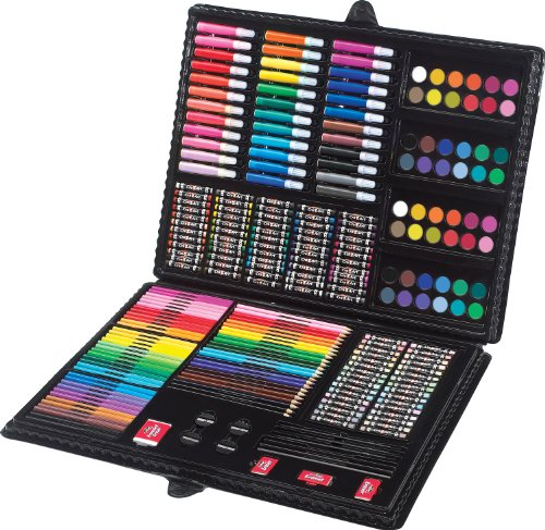 Cra-Z-Art 250 Pc Deluxe Art Set