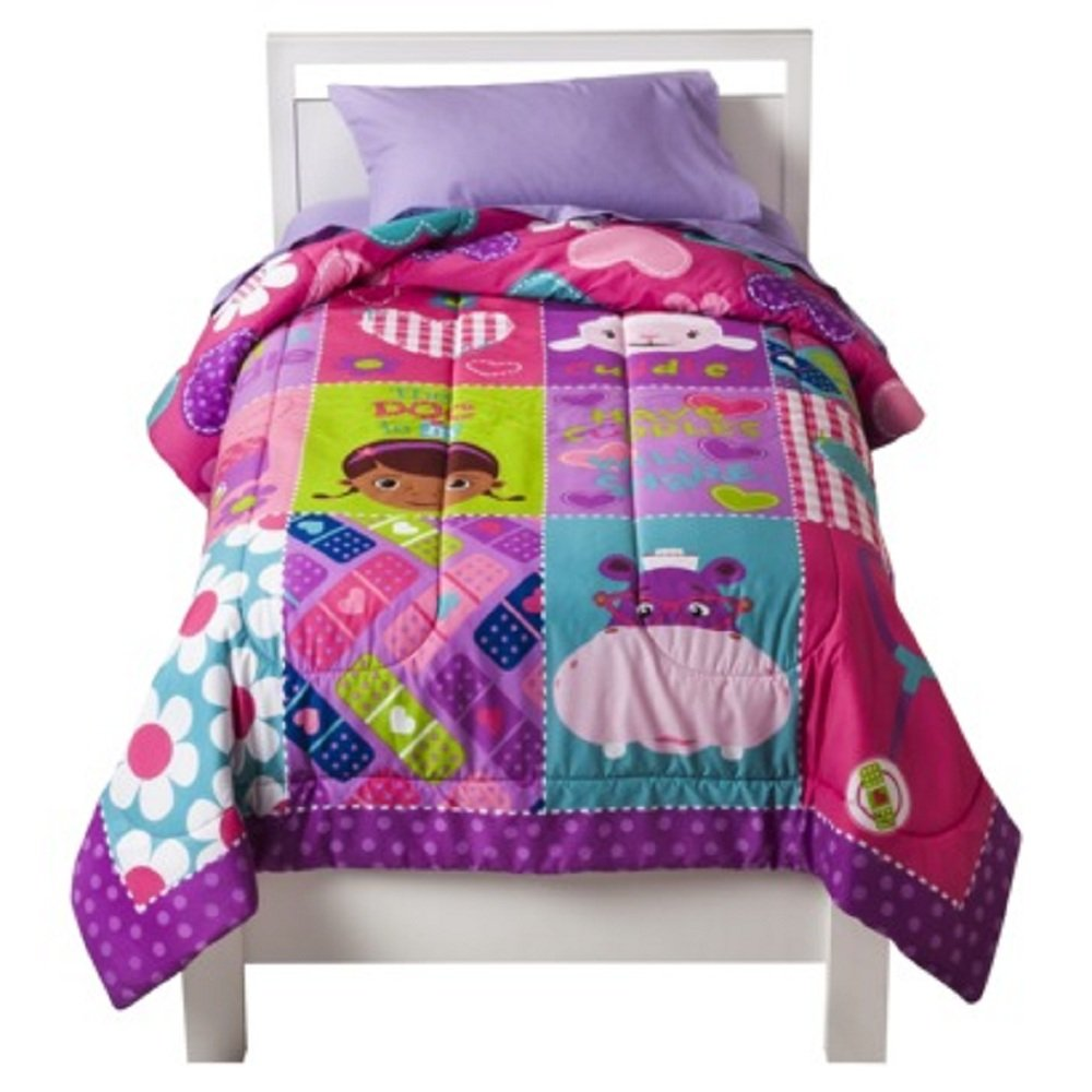 Doc McStuffins Bedding twin comforter