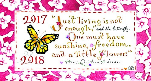 2017-2018 Susan Branch 2 Year Pocket Calendar