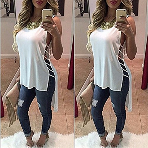 New Fashion Women Summer Hollow Out T Shirt Dress