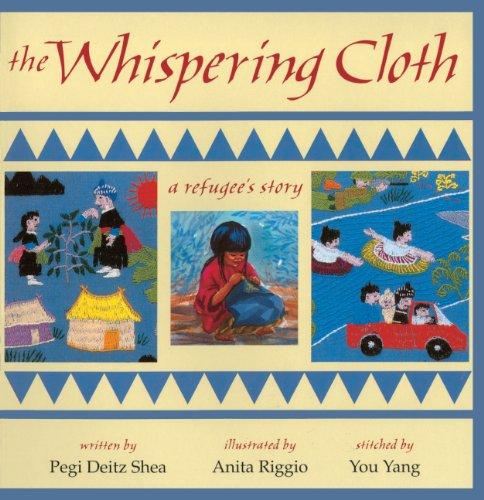 The Whispering Cloth (Turtleback School & Library Binding Edition)