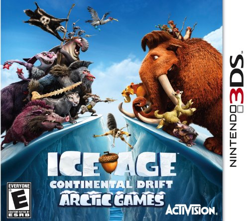 Ice Age: Continental Drift - Nintendo 3DS - 1