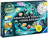 Toy - Ravensburger 18883 - ScienceX: Kristalle züchten und Edelsteine