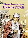 Great Scenes from Dickens' Novels (Dover Classic Stories Coloring Book) (0486439852) by John Green