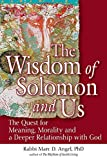 img - for The Wisdom of Solomon and Us: The Quest for Meaning, Morality and a Deeper Relationship with God book / textbook / text book