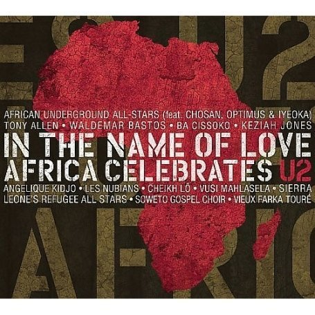 U2 - In The Name Of Love  Africa Ce - Zortam Music