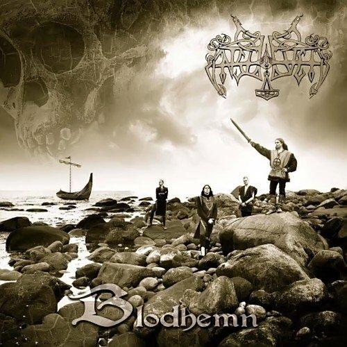 Blodhemn by Enslaved [Music CD]