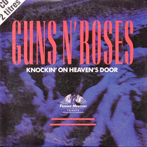 Knockin' on heaven's door 2-track CARD SLEEVE 1) Knockin' on heaven's door LP version 2) Knockin' on heaven's door Live	CDSINGLE