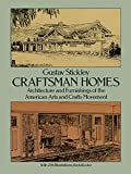 img - for Craftsman Homes: Architecture and Furnishings of the American Arts and Crafts Movement book / textbook / text book