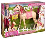 Barbie - Personaggio a Cavallo