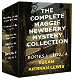 The Complete Maggie Newberry Mystery Series (Maggie Newberry Provençal Mystery Series)