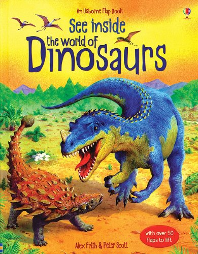 See Inside The World Of Dinosaurs front-622786