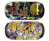 Dragon Ball 272 Vinyl Skin Sticker Cover Protector for Sony Playstation PS Vita PSV