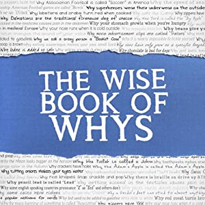 The Wise Book of Whys Audiobook