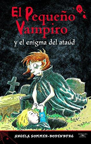 El Pequeño Vampiro Y El Enigma Del Ataúd