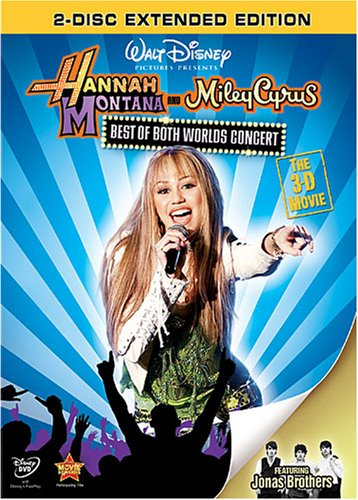 Best of Both Worlds Concert / Hannah Montana/Miley Cyrus (2008)