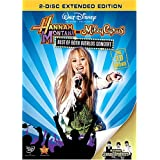 Hannah Montana and Miley Cyrus: The Best of Both Worlds Concert: The 3-D Movie (2-Disc Extended Edition)by Miley Cyrus
