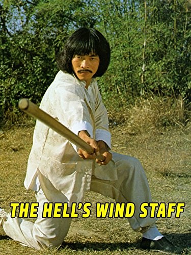 Hell's Wind Staff